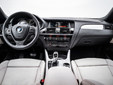 Photos of BMW X4 xDrive35i M Sports Package (F26) 2014