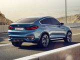 Pictures of BMW Concept X4 (F26) 2013