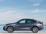 Pictures of BMW X4 xDrive30d M Sports Package UK-spec (F26) 2014