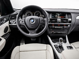 Pictures of BMW X4 xDrive35i M Sports Package (F26) 2014