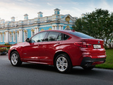 Pictures of BMW X4 xDrive30d M Sports Package (F26) 2014