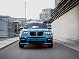 Pictures of BMW X4 M40i (F26) 2015