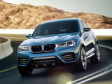 BMW Concept X4 (F26) 2013 wallpapers