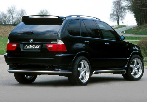 hamann bmw x5 e53 2000 03 pictures. Black Bedroom Furniture Sets. Home Design Ideas