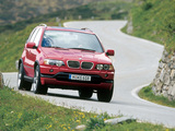 BMW X5 4.6is (E53) 2002–03 photos
