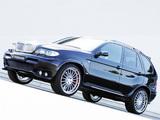 Hamann BMW X5 (E53) 2003–07 pictures