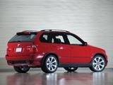 BMW X5 4.8is US-spec (E53) 2004–07 images