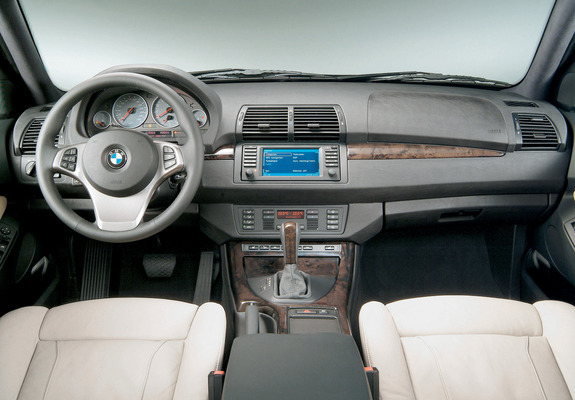 BMW X5 4.8is (E53) 2004–07 images