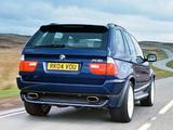 BMW X5 4.8is UK-spec (E53) 2004–07 images