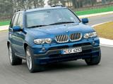 BMW X5 4.8is (E53) 2004–07 photos