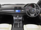BMW X5 4.8is AU-spec (E53) 2004–07 pictures