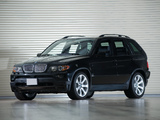 BMW X5 4.8is US-spec (E53) 2004–07 wallpapers