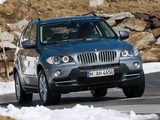 BMW X5 xDrive35d BluePerformance (E70) 2009–10 images