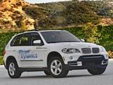 BMW X5 xDrive35d BluePerformance US-spec (E70) 2009–10 wallpapers