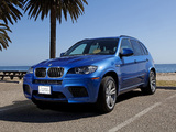 BMW X5 M US-spec (E70) 2009 wallpapers