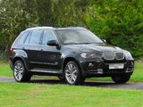 BMW X5 xDrive35d 10 Year Edition (E70) 2009 wallpapers