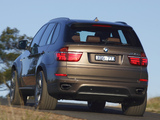 BMW X5 xDrive50i AU-spec (E70) 2010 images