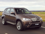 BMW X5 xDrive50i AU-spec (E70) 2010 pictures