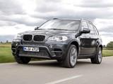 BMW X5 xDrive30d (E70) 2011 wallpapers