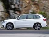 BMW X5 M50d (F15) 2013 images