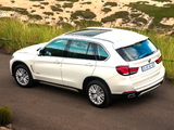 BMW X5 xDrive50i ZA-spec (F15) 2014 images