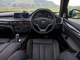 BMW X5 xDrive50i ZA-spec (F15) 2014 photos