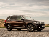 BMW X5 xDrive30d UK-spec (F15) 2014 pictures