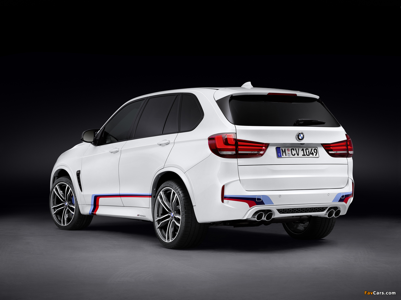 BMW X5 M M Performance Accessories (F85) 2015 images (1280 x 960)