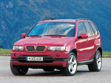 Images of BMW X5 4.6is (E53) 2002–03