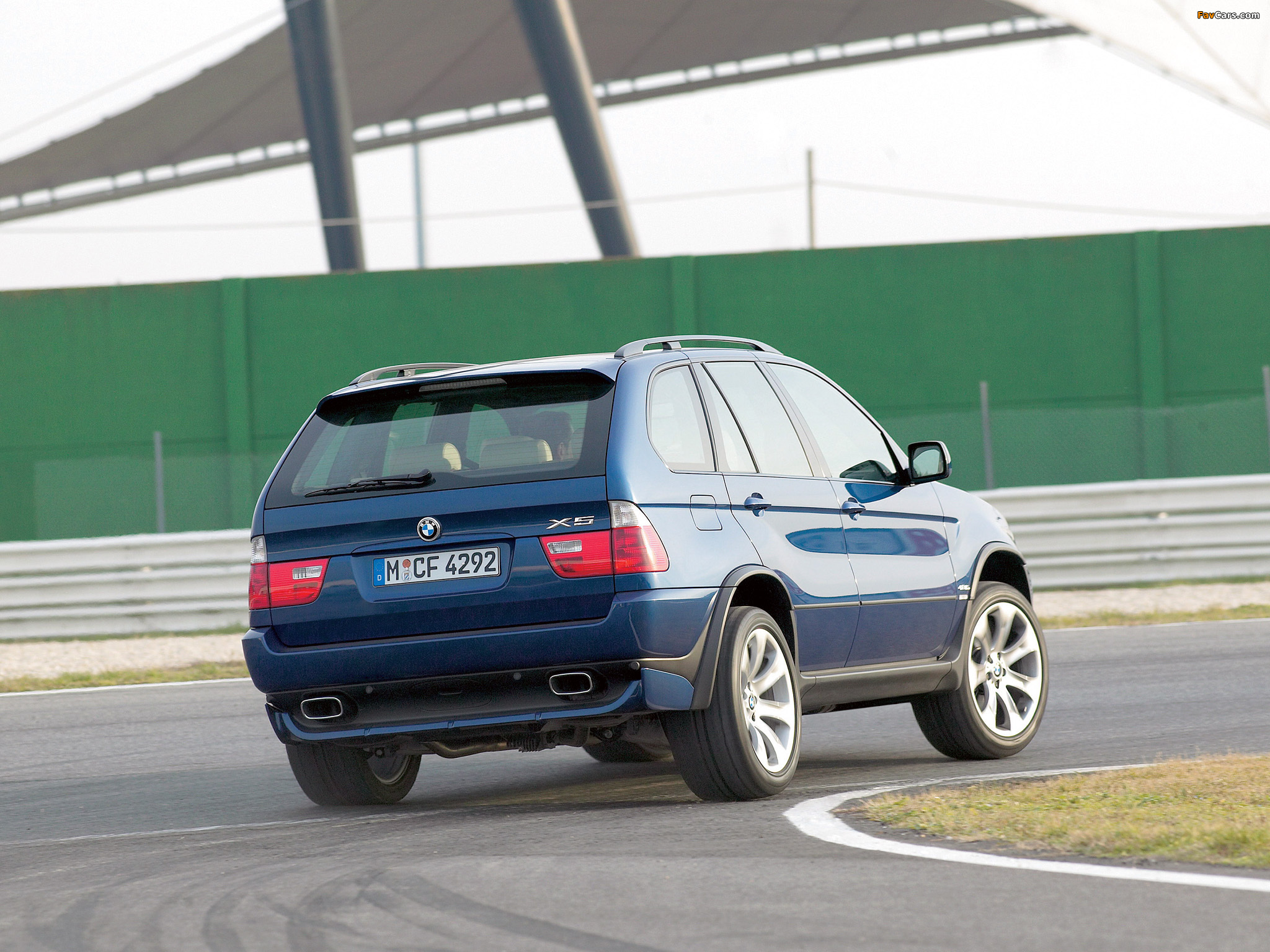 Images Of Bmw X5 4 8is E53 2004 07 2048x1536