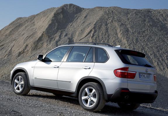 Images of BMW X5 3.0d (E70) 2007–10