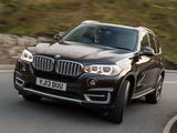 Images of BMW X5 xDrive30d UK-spec (F15) 2014