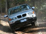 Photos of BMW X5 3.0d AU-spec (E53) 2001–03