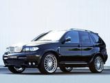 Photos of Hamann BMW X5 (E53) 2003–07