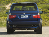 Photos of BMW X5 4.8is AU-spec (E53) 2004–07