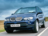 Photos of BMW X5 4.8is UK-spec (E53) 2004–07
