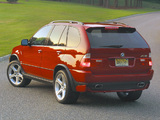 Pictures of BMW X5 4.6is US-spec (E53) 2002–03