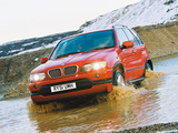 Pictures of BMW X5 4.6is UK-spec (E53) 2002–03