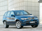 Pictures of BMW X5 4.8is (E53) 2004–07