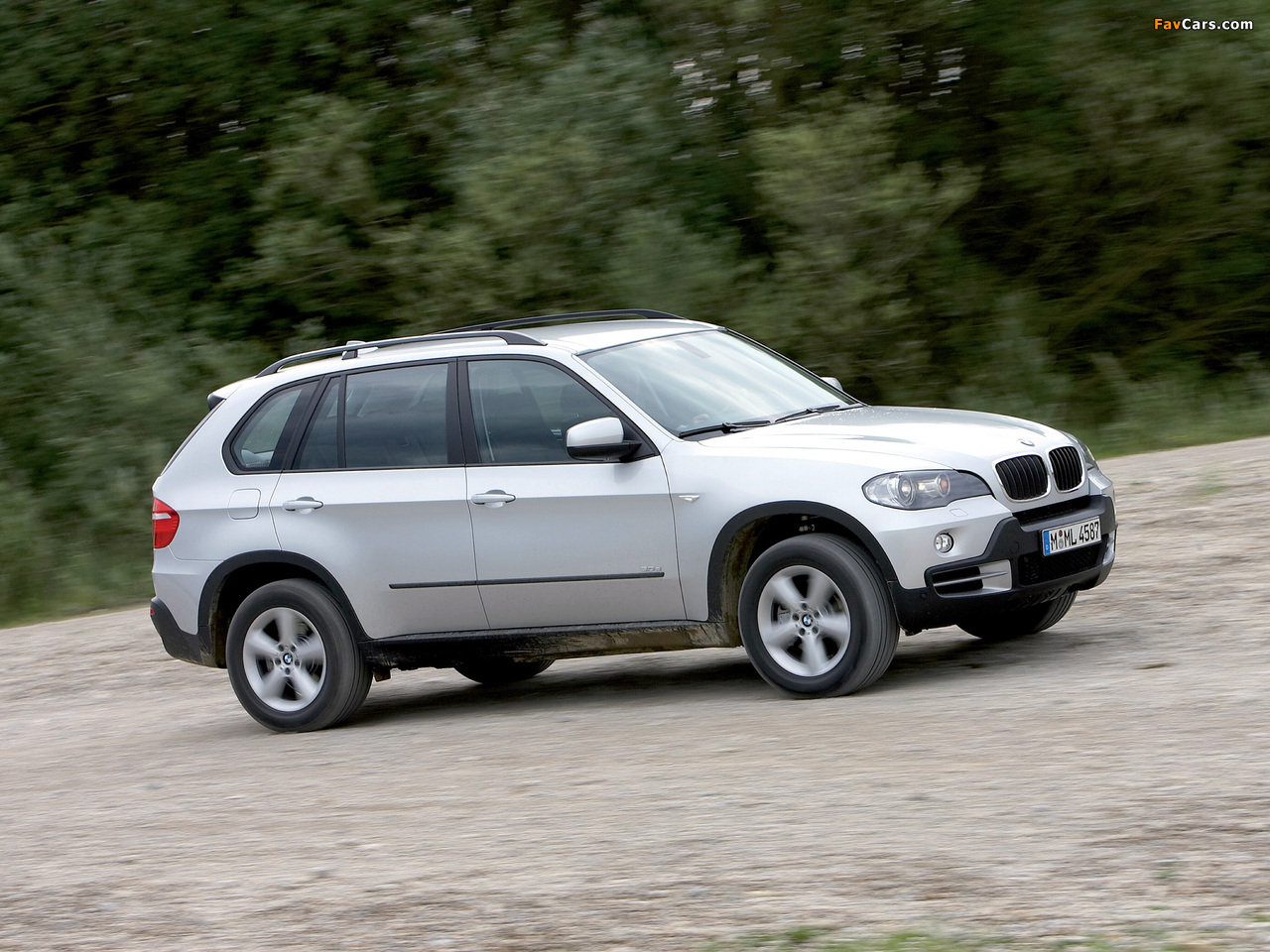 Pictures of BMW X5 3.0d (E70) 2007-10 (1280x960)