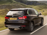 Pictures of BMW X5 xDrive30d UK-spec (F15) 2014