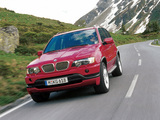 BMW X5 4.6is (E53) 2002–03 wallpapers