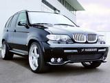 Hamann BMW X5 (E53) 2003–07 wallpapers