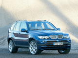 BMW X5 4.8is (E53) 2004–07 wallpapers