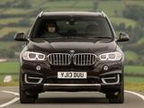 BMW X5 xDrive30d UK-spec (F15) 2014 wallpapers