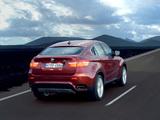 BMW X6 xDrive50i (E71) 2008–12 images