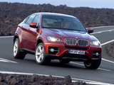 BMW X6 xDrive50i (E71) 2008–12 pictures