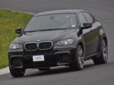 BMW X6 M US-spec (E71) 2009 photos