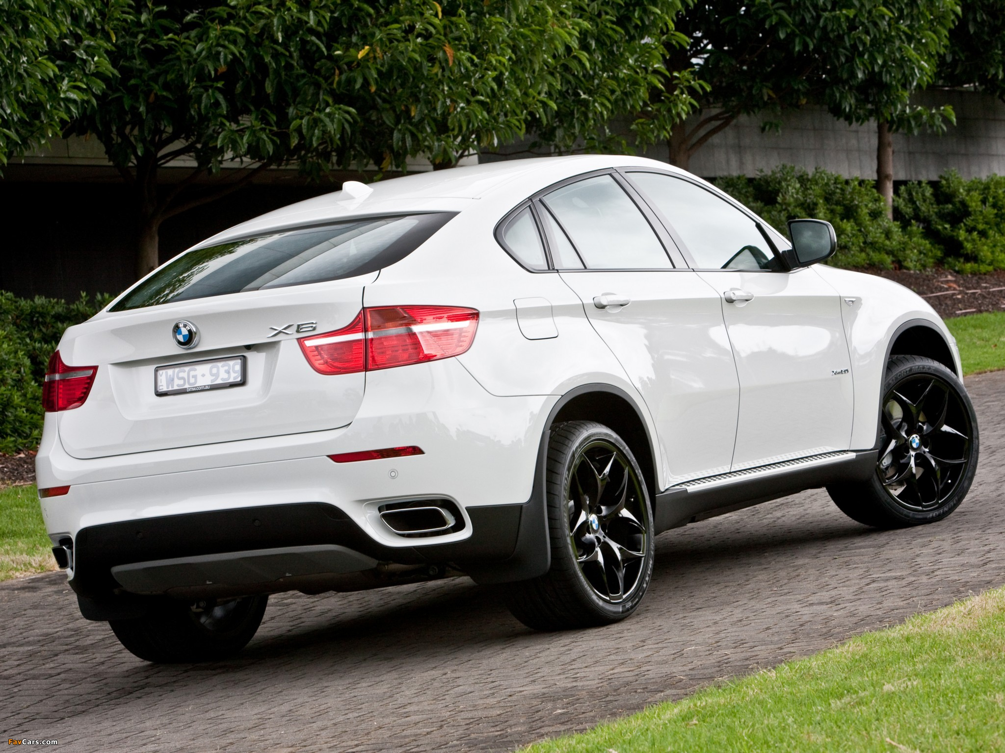 Bmw X6 Xdrive50i Au Spec E71 2009 12 Photos 2048x1536