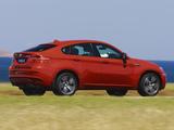 BMW X6 M AU-spec (E71) 2009 pictures